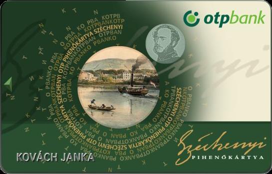OTP Bank SZÉP Kártya elfogadóhely